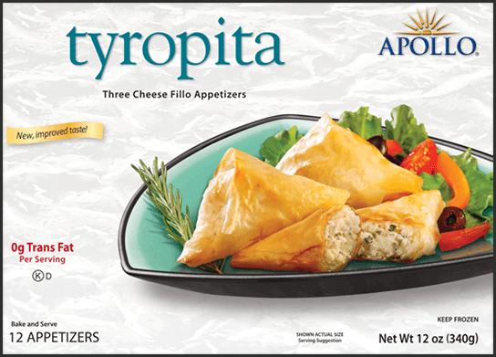 Apollo Tyropita