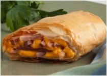Ham&Cheese-Strudel