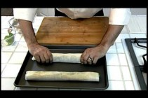How to Make Chicken and Gouda Phyllo Cigars