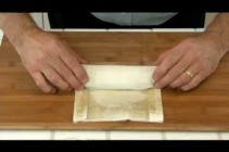 How to Make French Onion Strudel with Phyllo