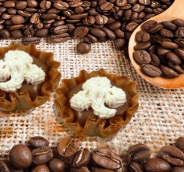 Irish Coffee Phyllo Cups - Athens Foods