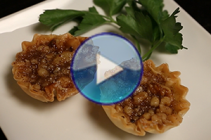 baklava bites