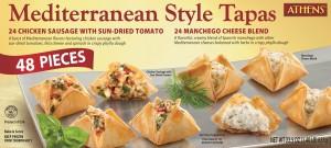 Mediterranean Style Tapas