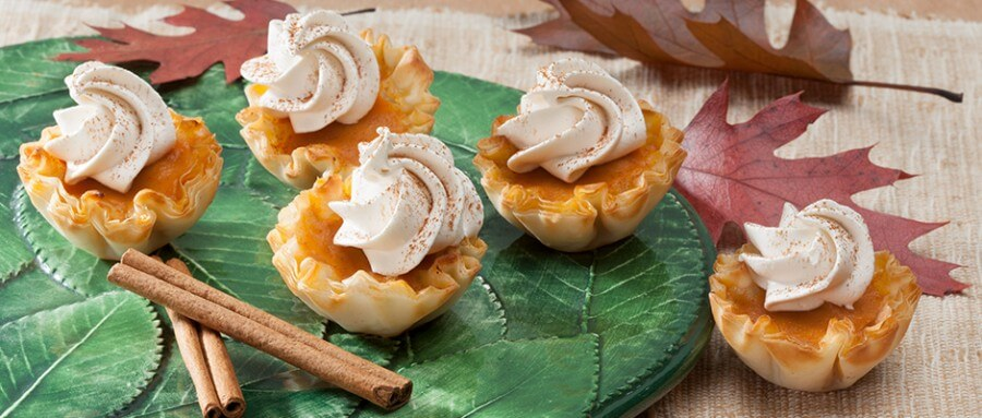 Fall Flavors Made Easy