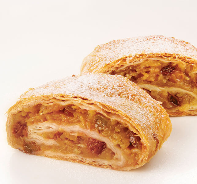Apple Strudel Recipe — Dishmaps