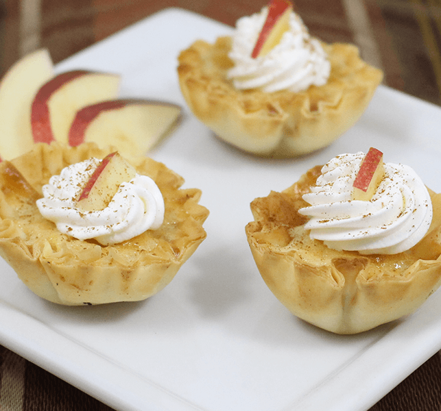 mini tarts recipe