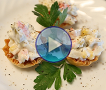 mini crab salad tartlets recipe