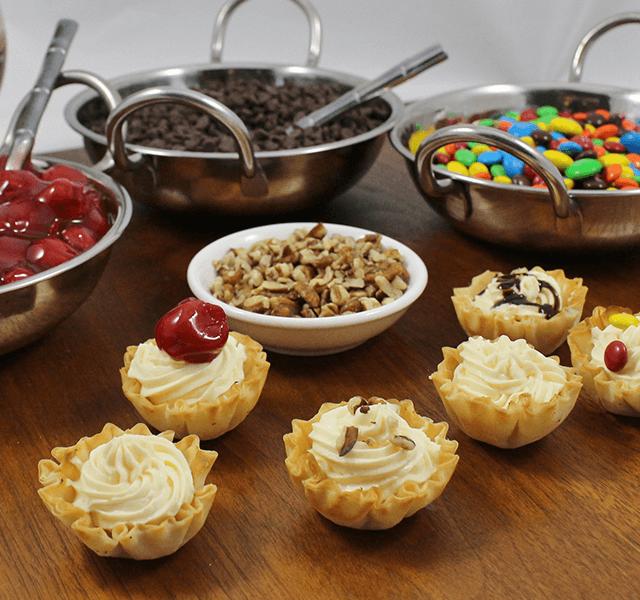 bite sized dessert recipes