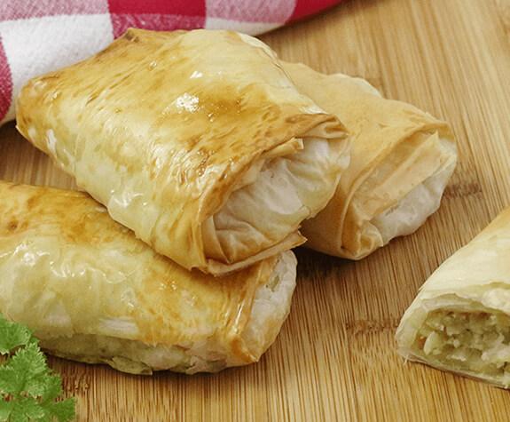 Phyllo Potato Knish