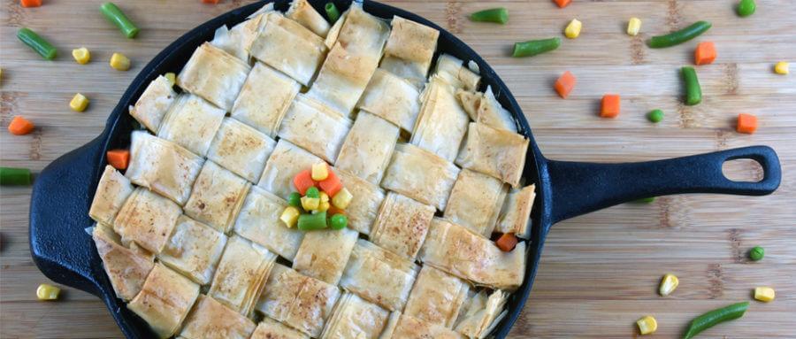 Turkey Pot Pie is the Next Big Dish