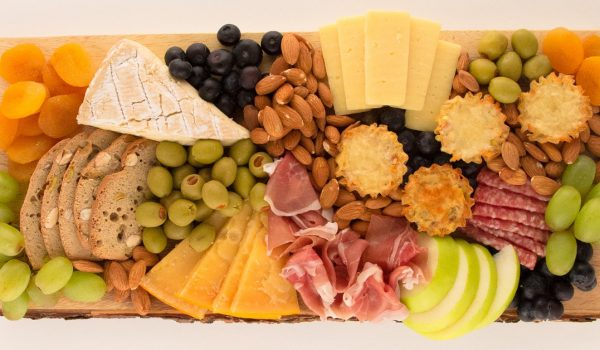 Athens Foods - Summer Snack Platter with Phyllo Shells