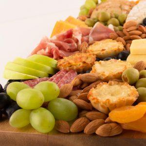 Summer Snack Platter - Athens Phyllo Shells