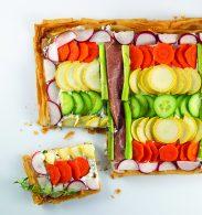 Athens Foods - Phyllo Dough Vegetable Tart