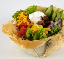Phyllo Taco Bowl - Athens Foods